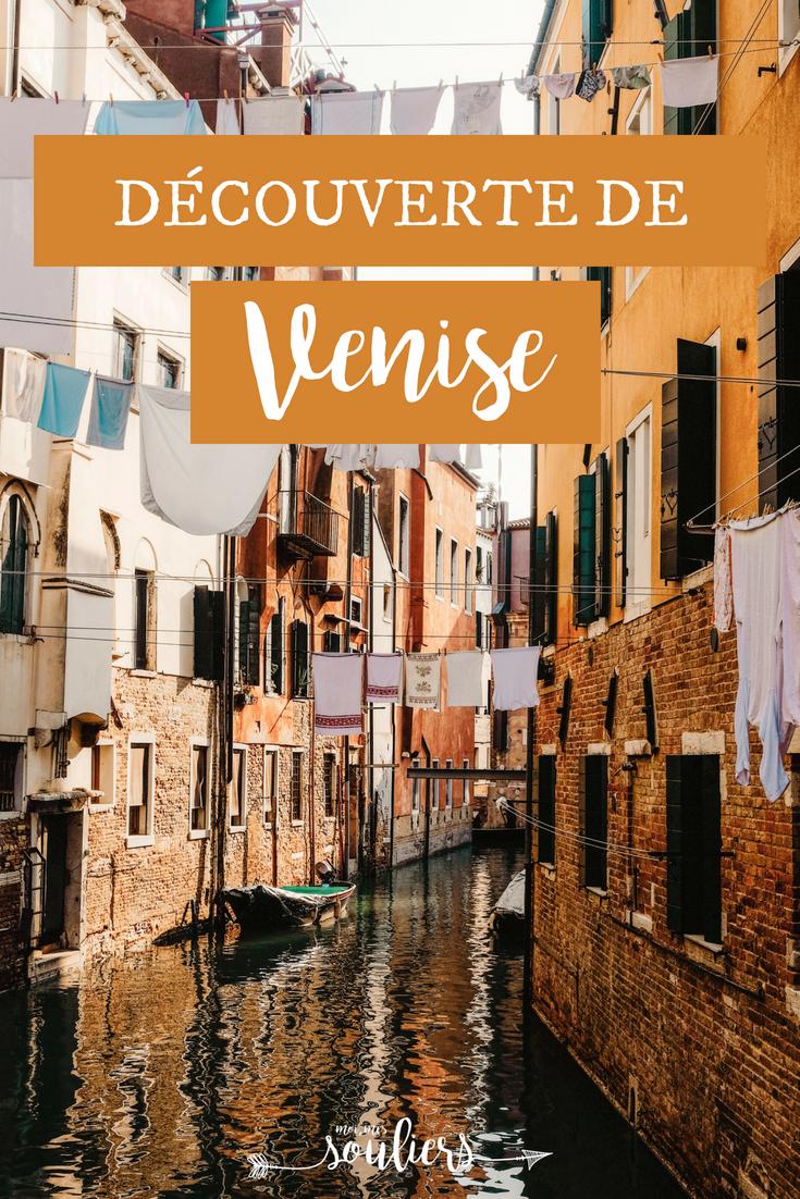 Voyage à Venise, dans tous les sens