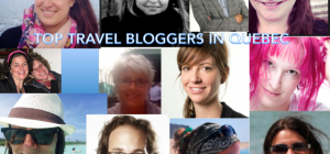 Top Travel Bloggers in Quebec Canada