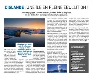 Flèche Mag Islande Une île en pleine ébullition