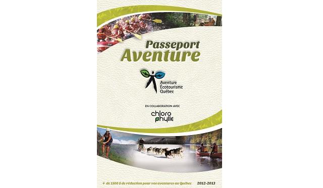 Passeport Aventure Écotourisme Québec