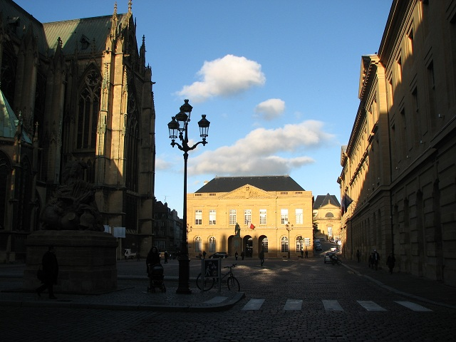 Metz en Lorraine