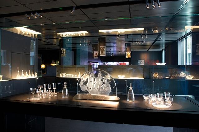 Musée Lalique de cristal en Lorraine