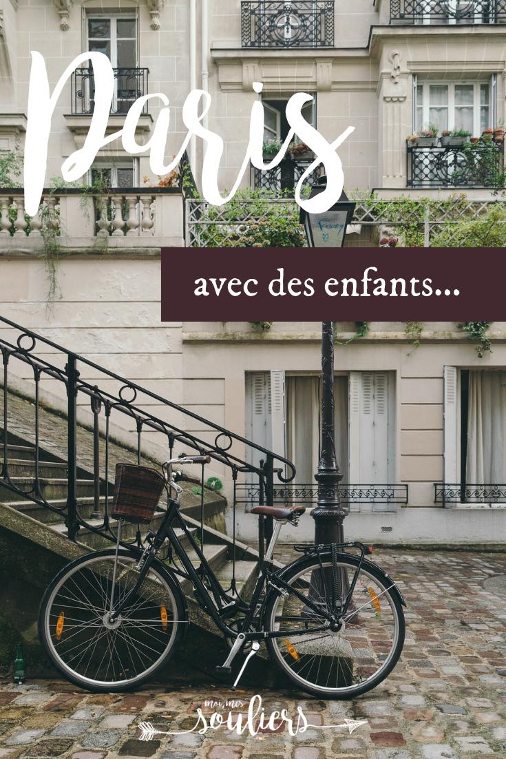 Paris avec des enfants