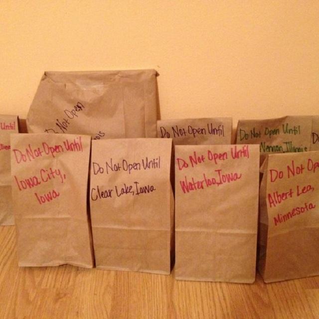 Des sacs surprise par Adrienne Cluster sur Pinterest