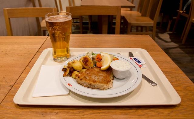 Mon repas Nordsee de prédilection par Jennifer D.D.