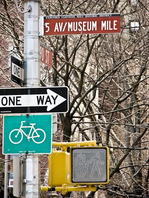 Il y a plusieurs façons de se déplacer à New York