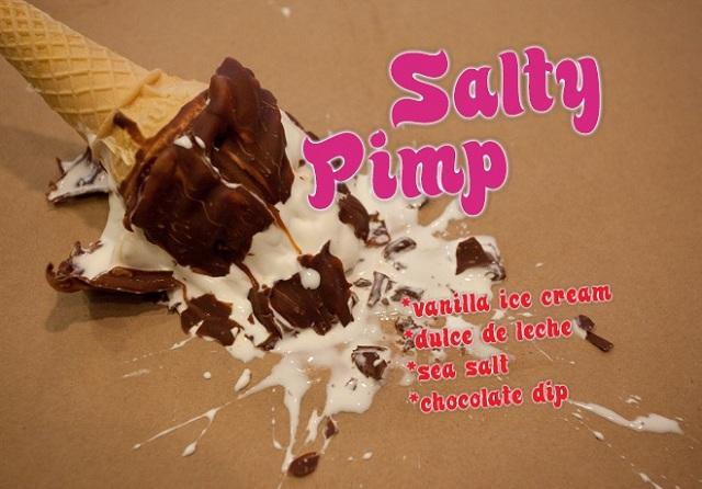 Le fameux Salty Pimp - Photo tirée du site