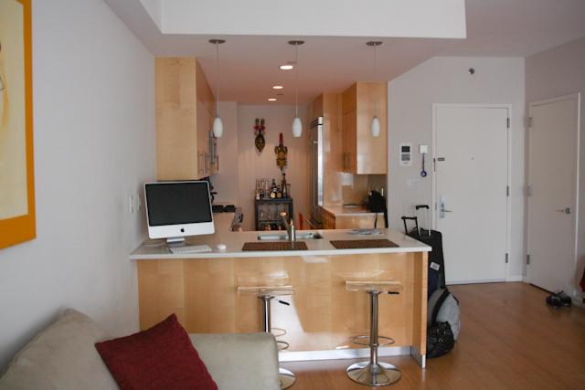 Notre appartement loué à New York (Brooklyn)