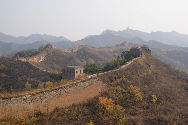 Muraille de Chine Gubeikou
