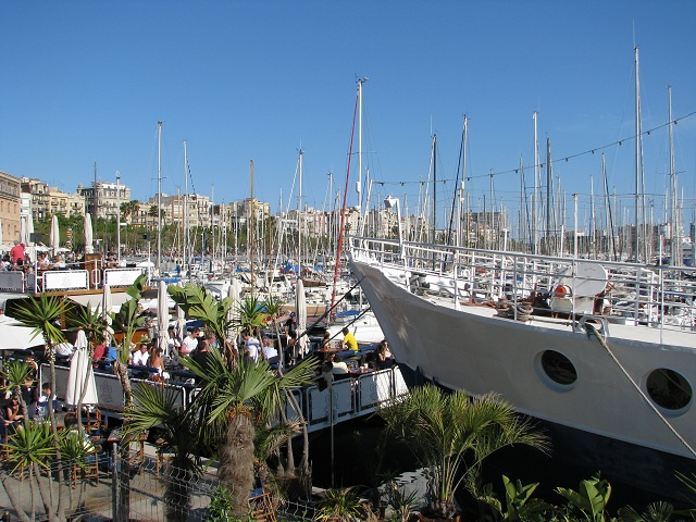 Barcelone Port