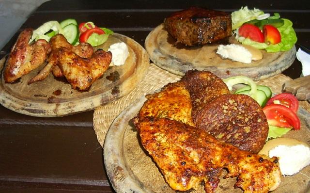 De la viande grille exceptionnelle!