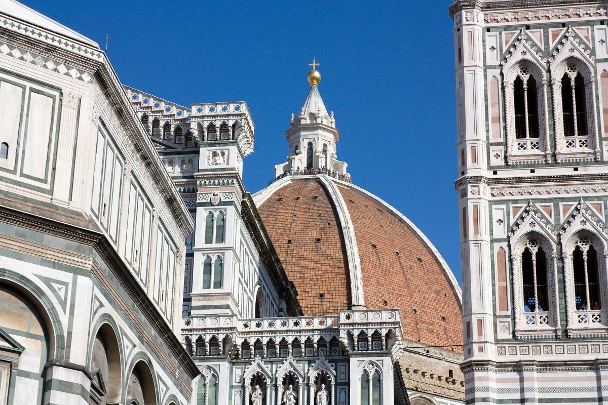 Duomo de Florence, à voir en Italie