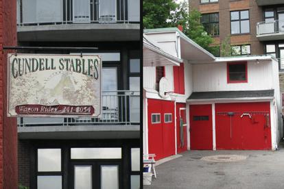 John Cundell Stables Ottawa