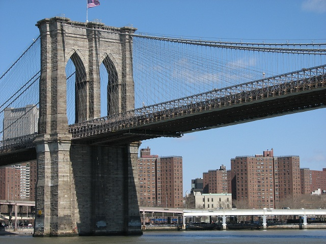 Pont de Brooklyn Bridge