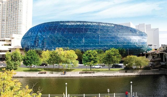 Centre des congrès Ottawa 640