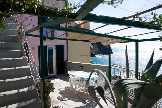 Notre appartement à Riomaggiore