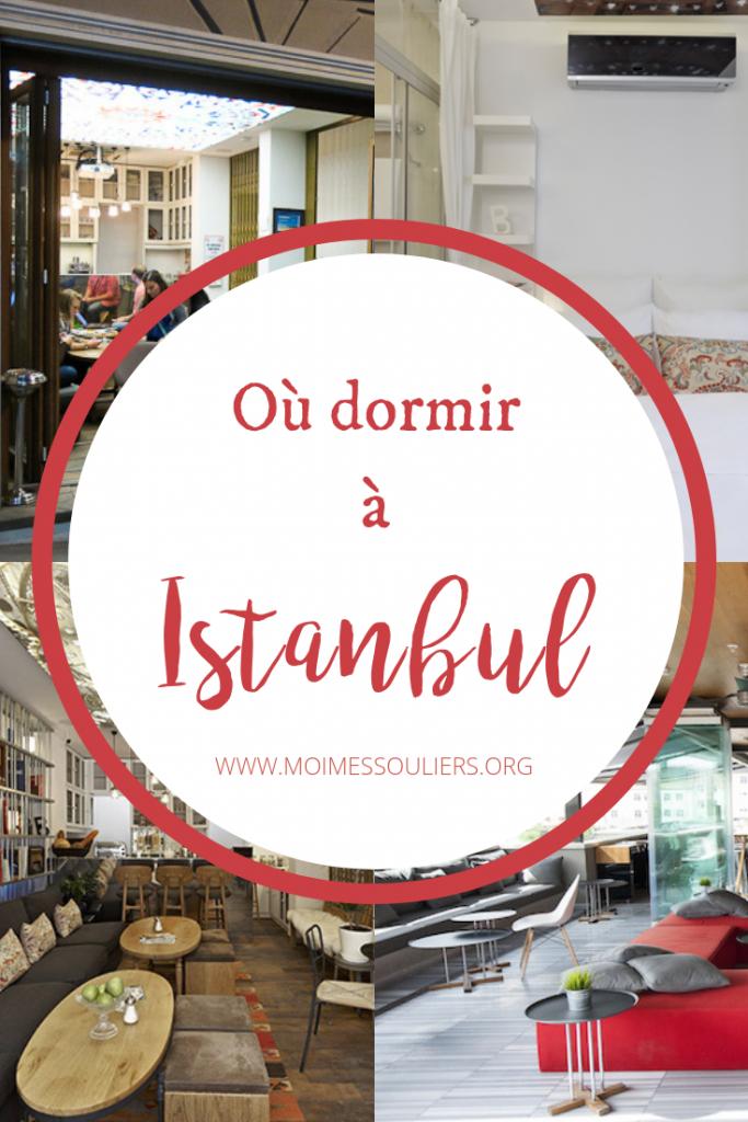 Où dormir à Istanbul Turquie?