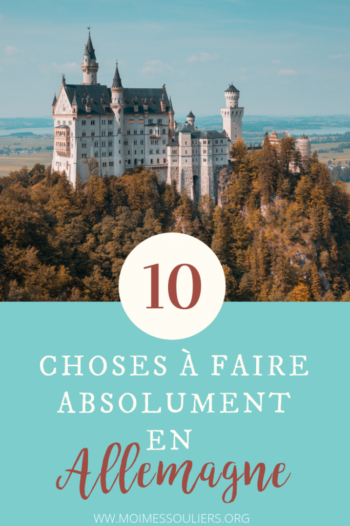Top 10 choses à faire en Allemagne