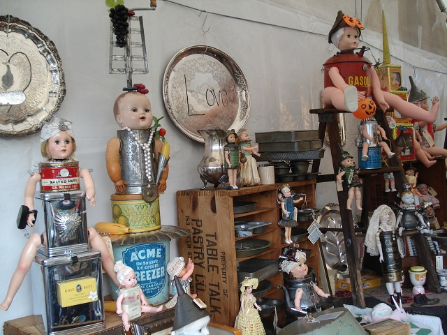 Le Brimfield Antique Show 2