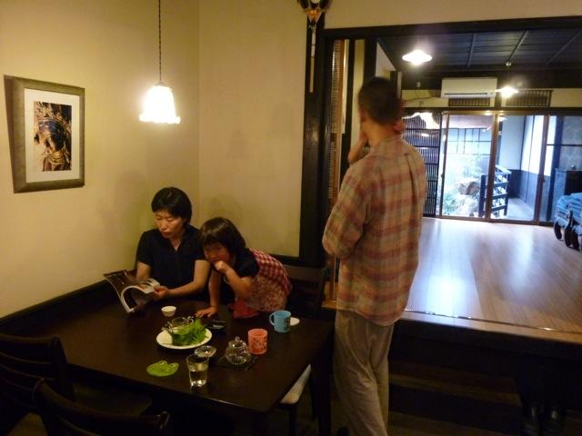 Un salon de thé à Nara (photo gracieuseté de Hugo/Camellia Sinensis)