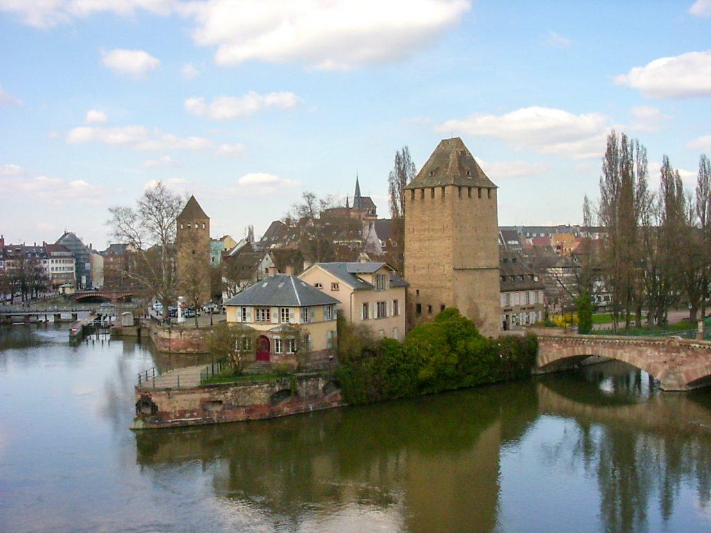 barrage Vauban que faire à Strasbourg, France