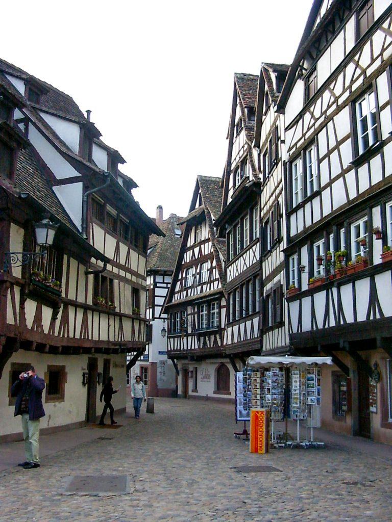 Maisons à colombages - Petite France à Strasbourg