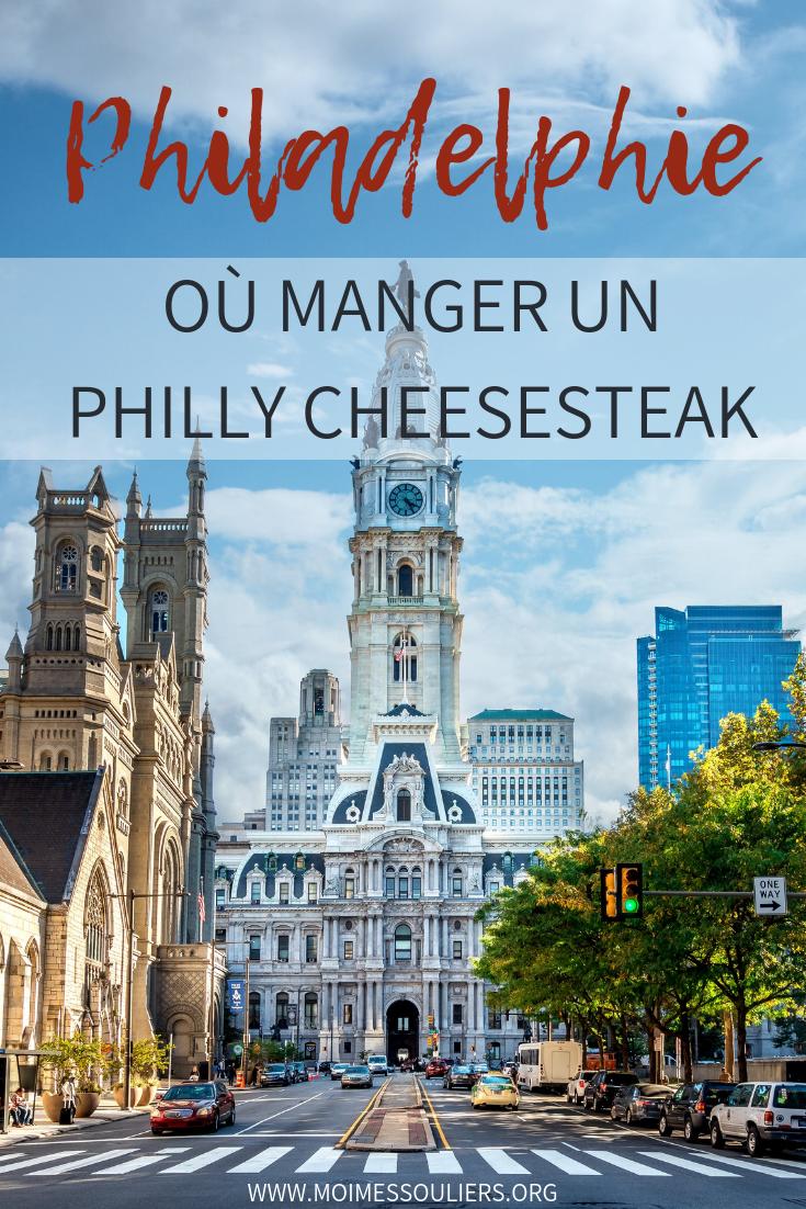 Philadelphie - Où manger un Philly Cheesesteak
