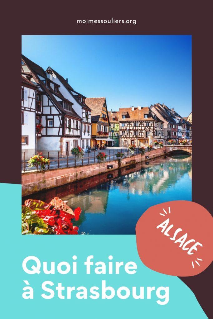 Quoi faire à Strasbourg en France