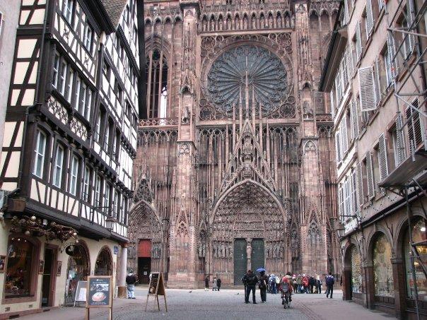 rue Mercière Strasbourg