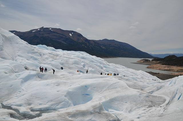 File indienne Perito Moreno glacier Argentine