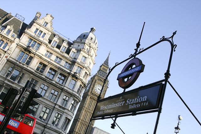 Découvrir Londres en courant (photo : Lucie Bataille)