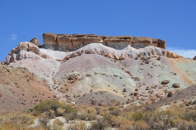 La montagne aux sept couleurs - près de Uspallata