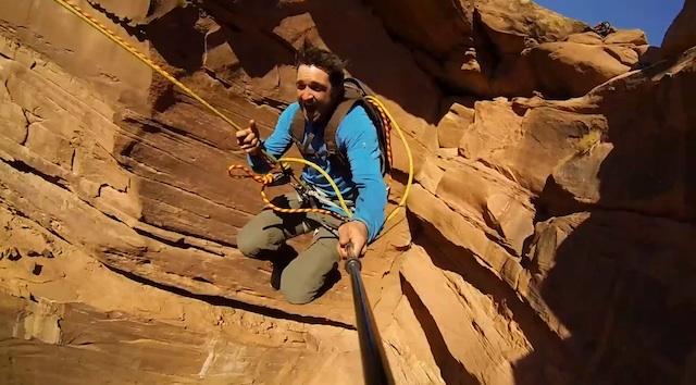 Le plus grand saut a la corde au monde