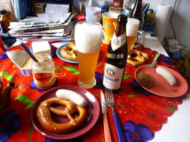 Déjeuner bavarois
