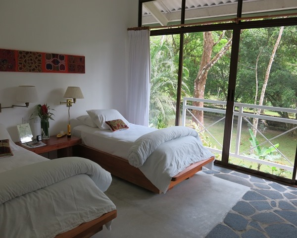 Canopy Lodge chambre