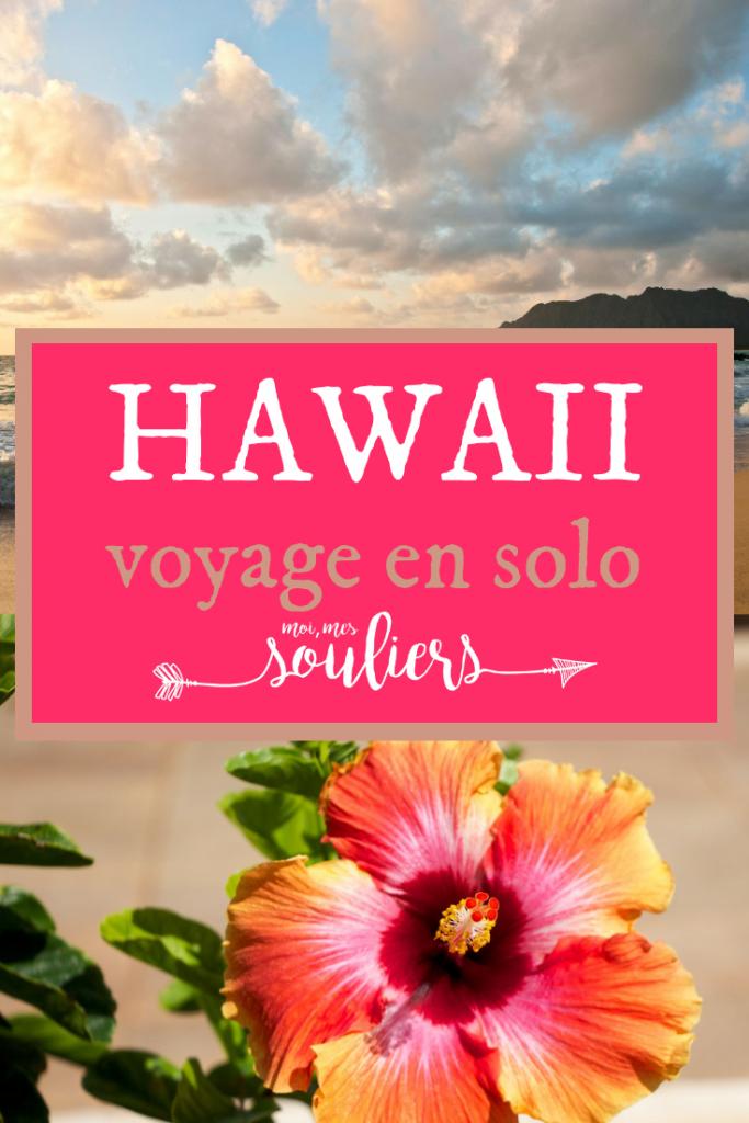 Hawaii - Voyage en solo
