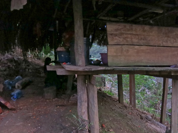 maison Embera Panama