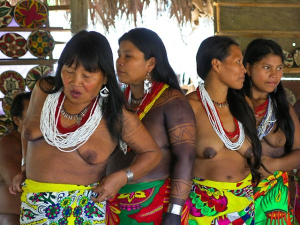 femmes Embera Panama
