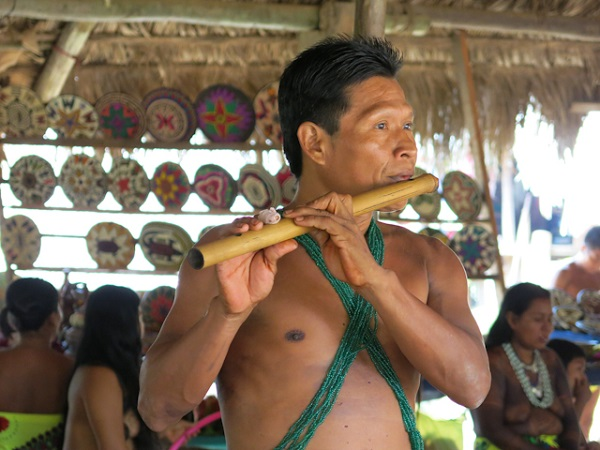 concert Embera Panama
