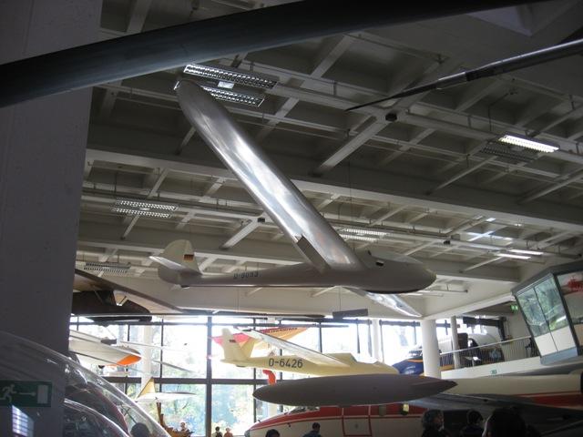 avions Deutsches Museum Munich Allemagne