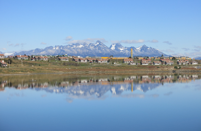Bahia Encerrada - Ushuaia