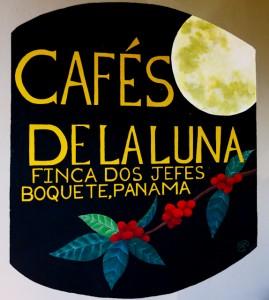 Cafés de la luna Panama Boquete