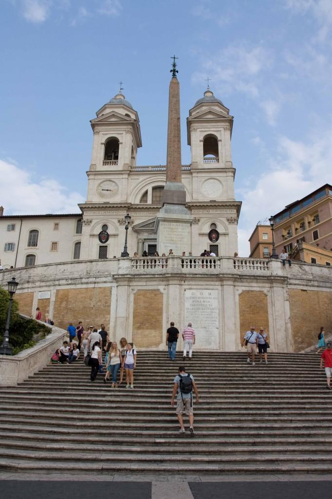 Piazza di Spagna Italie Rome
