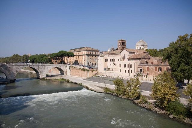 Trastevere Rome Italie