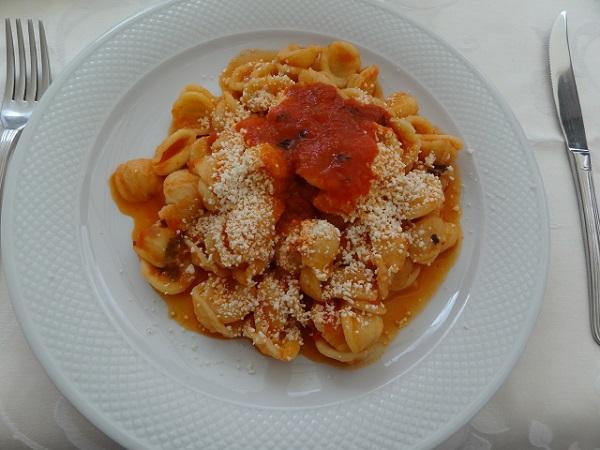 pâtes Italie Les Pouilles