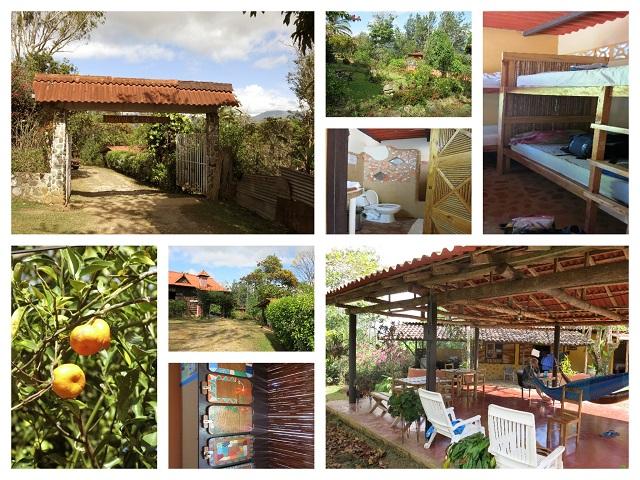 Hostal La Qhia Santa Fe Panama