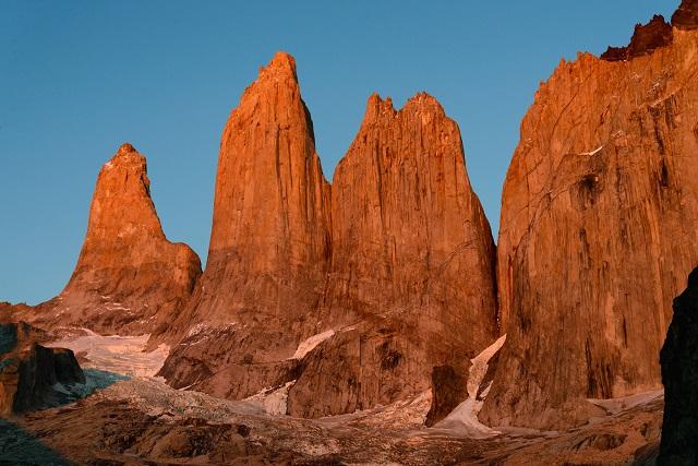 Torres del Paine - Cédric Charest