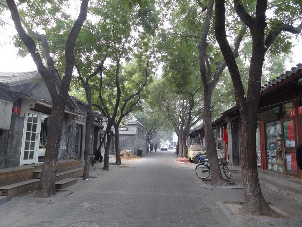 hutongs Chine Beijing Pékin vieux quartiers
