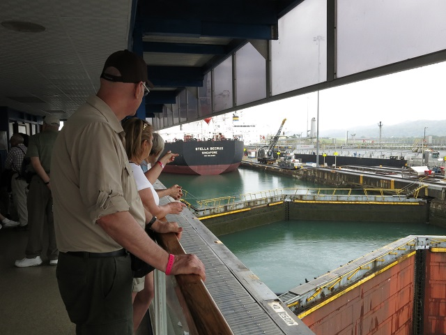 écluses de Gatún Panama City