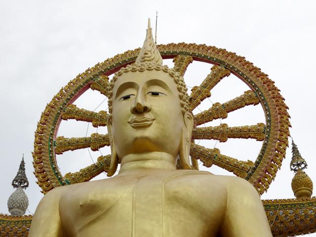 Big Buddha Koh Samui Thailande